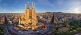 Барселона: клімат, географічне положення, часовий пояс, площа