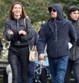 Леонардо Ді Капріо прогулявся по Нью-Йорку з українською моделлю
