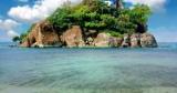 Остров в форме члена нашли на Google-картах